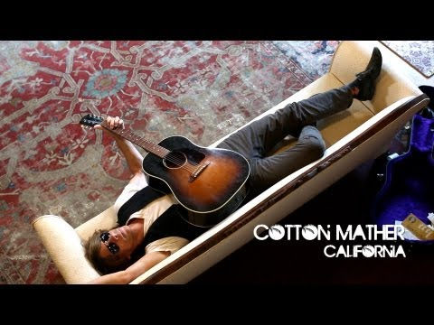 """California"" by Cotton Mather, Official Music Video"