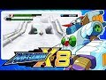 Megaman X8 Avalanche Yeti Stage 100 % Complete