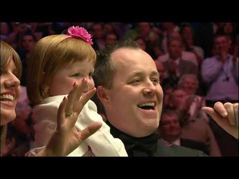 John Higgins | 2021 Betfred Masters Finalist | by BBC Sport