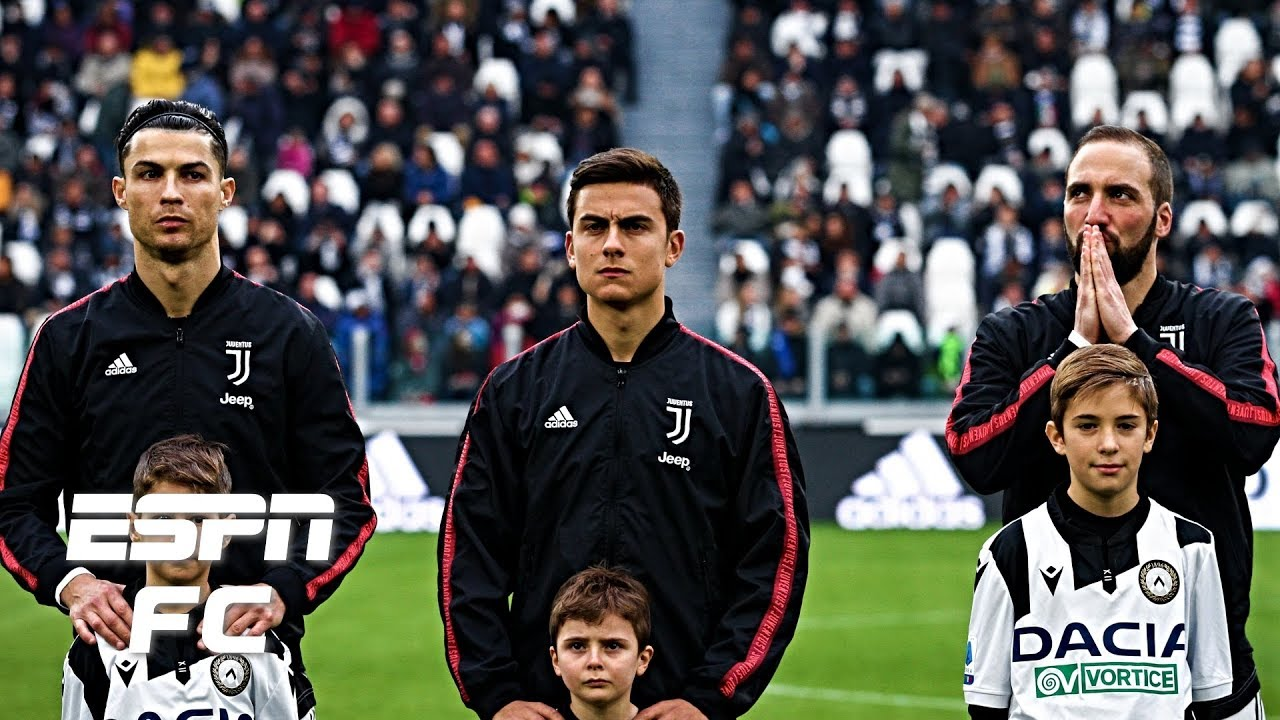 Should Cristiano Ronaldo Paulo Dybala Gonzalo Higuain Play Together More For Juve Extra Time Youtube