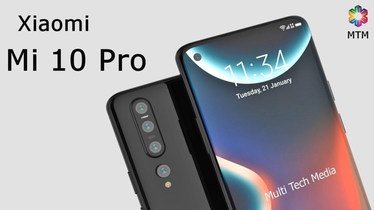 Xiaomi Mi 10 Pro Official Look, Price, Launch Date, 5G, Camera, Specs, Trailer, Release Date