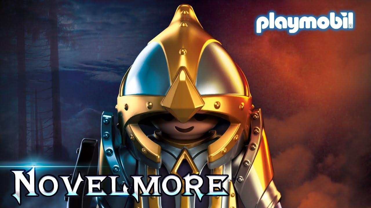 Novelmore - Die Serie Trailer I Deutsch I PLAYMOBIL Serie für Kinder
