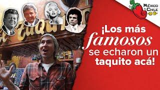 Marilyn Monroe comió carnitas y escuchó mariachi en este lugar | México al Chile