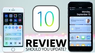 iOS 10 Review - Should You Update?(, 2016-09-13T00:38:49.000Z)