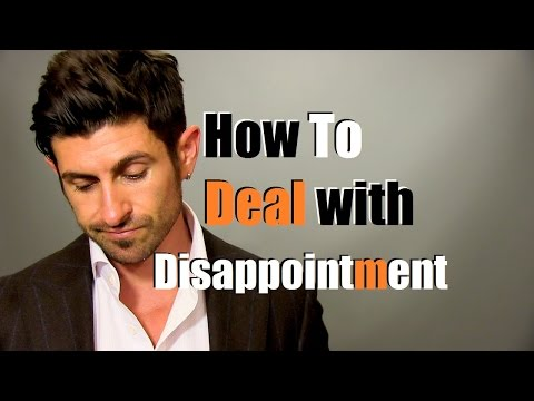 tired of dating disappointments