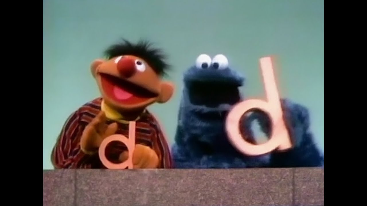 Sesame Street - Dee  Dee  Dee  Hq