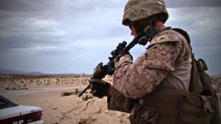 PSD Marines train to combat improvised explosive devices.mp4