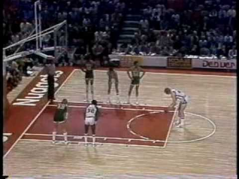 1978 NBA West Finals Seattle at Denver Game 2 (part 1)