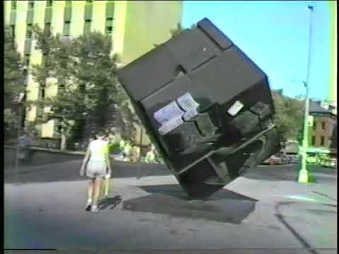A Walk from Washington Square to the East Village in 1985