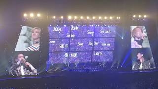 Download Video 180227 TOKYODOME SHINee Sing Your Song (TAEMIN ONEW) MP3 3GP MP4