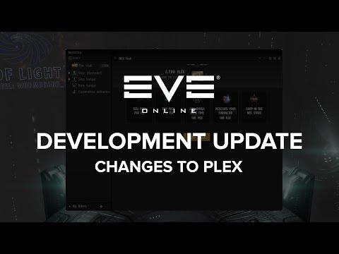 EVE Online - Changes to PLEX