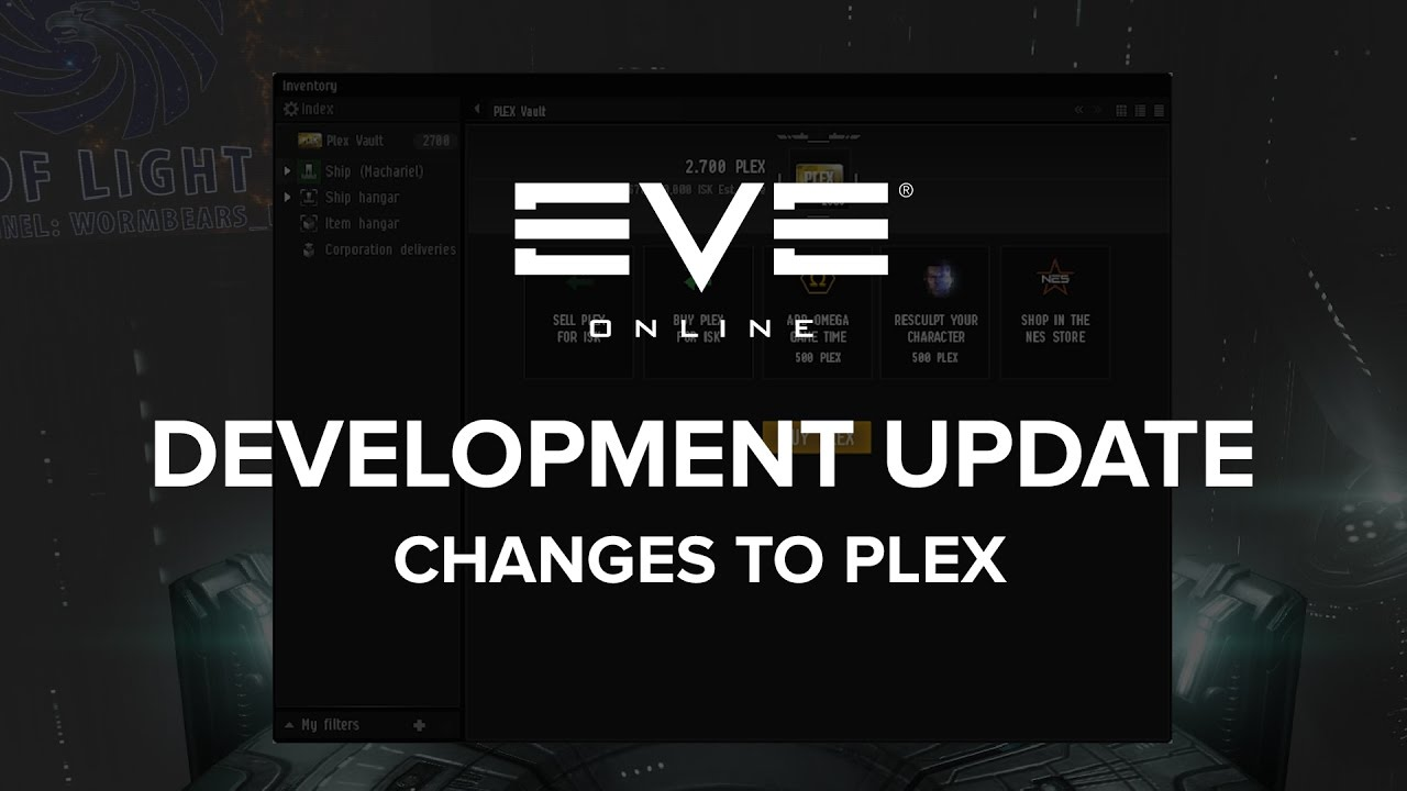 EVE players are up in arms over major changes to its