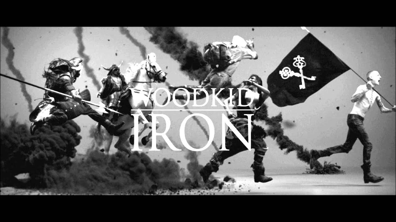 woodkid iron midi download