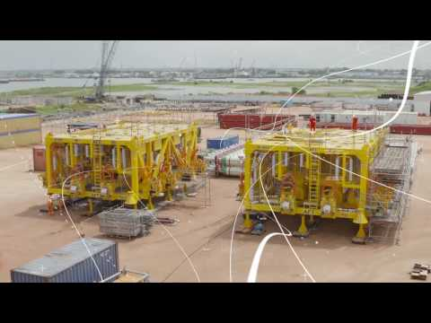Total - Moho Nord deep offshore project startup