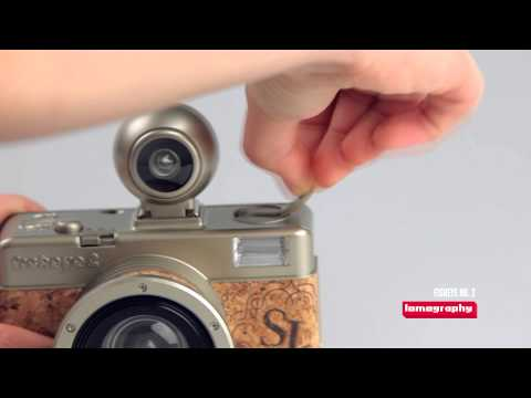 Fisheye No. 2 -  How To Rewind And Unload Film