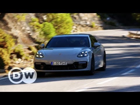 Hybrid: Panamera Turbo S e-Hybrid Sports Turismo | DW English