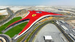 Dubai Ferrari World Abu Dhabi 2015! HD