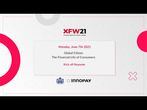 Keynote Speaker XFW21 - Global Citizen
