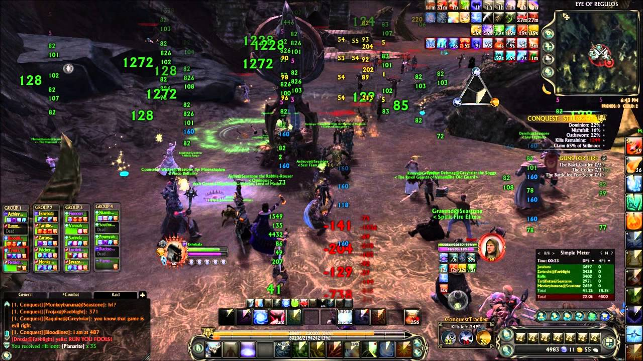 rift end game pvp conquest guide youtube rh youtube com rift game walkthrough rift online game guide