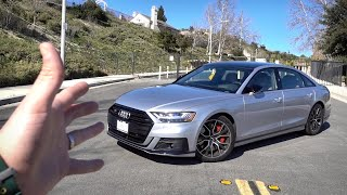 Picked Up The NEW AUDI S8! *WOW*!!!