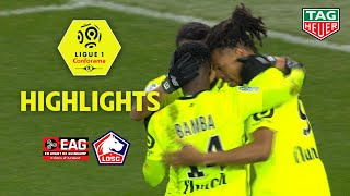 EA Guingamp - LOSC (0-2) - Highlights - (EAG - LOSC) / 2018-19