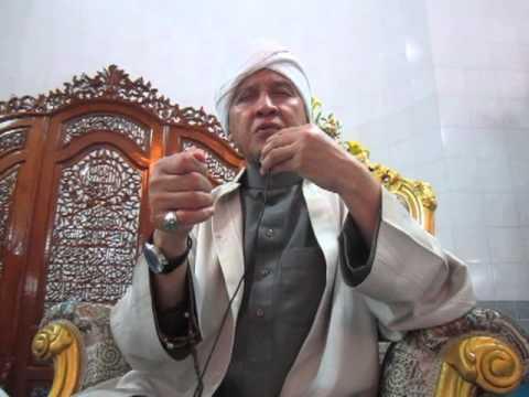 """(v1/7) TG Syeikh Nuruddin """"Ole-Ole Isra' Mikraj"""" @Bukit Aman 23.05.13"""