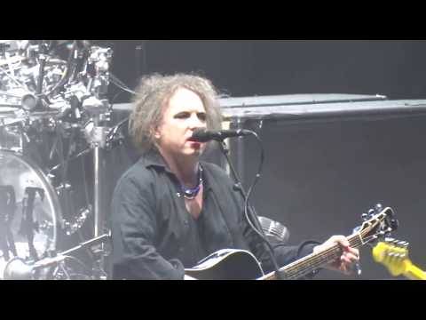 The Cure - Live in St. Paul, MN - Xcel Energy Center 2016 (HD)