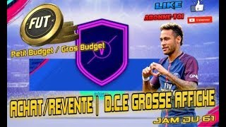 {FR} FIFA 19 ACHAT REVENTE / GR AFFICHE / RENFORT L.D.C / PACK OPENING