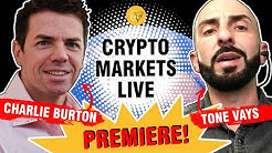 Pantera Predicts Bitcoin to $100K in 2021 | Traders Analyze Halving, Stock Markets & Gold