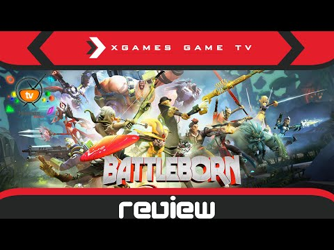 видео: Обзор battleborn (review)