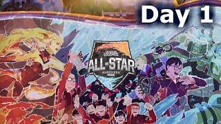 LoL All-Stars 2016 Day 1 | LoL eSports All-Star Event Barcelona #Allstar2016