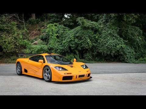McLaren F1 LM: Beauty in the Details