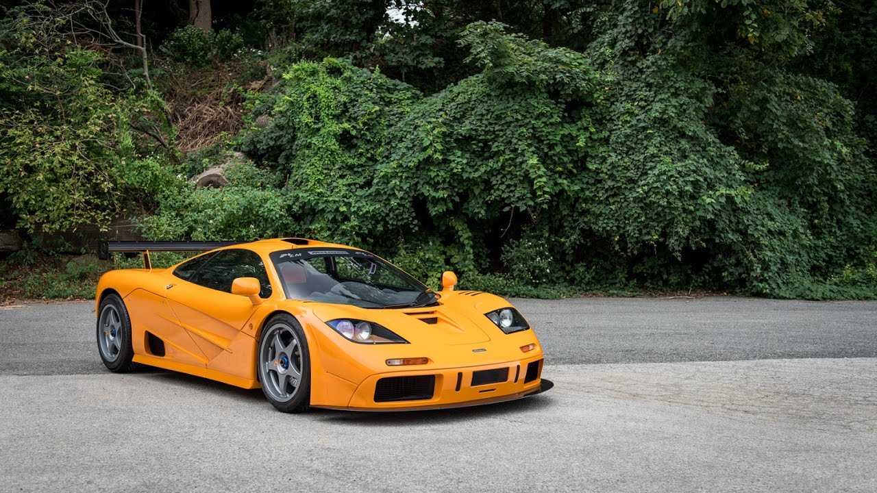 McLaren F1 LM: Beauty in the Details - YouTube