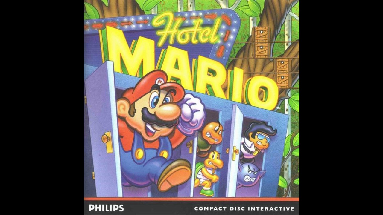 Hotel Mario Cutscene 2 Youtube