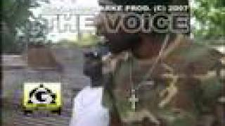 THE VOICE (JAMAICAN MOVIE) | Amaziyah The Great Films G.A.M.E.