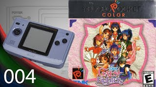 SNK Gals Fighters [004] NeoGeo Pocket Color Longplay/Walkthrough/Playthrough (FULL GAME)