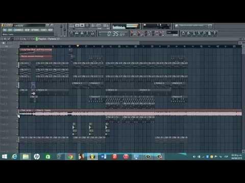 Candy - Plan B ( Remake - Fl studio ) 2015 Flp Remake