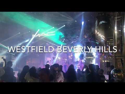 Westfield Beverly Hills MAC event