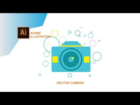 Adobe Illustrator Tutorial - Vektor Kamera thumbnail