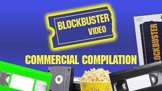 Blockbuster Video Commercial Compilation