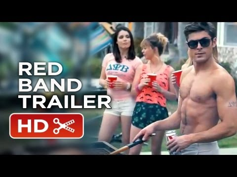Neighbors Official Red Band Trailer #1 (2014) - Zac Efron, Seth Rogen Movie HD