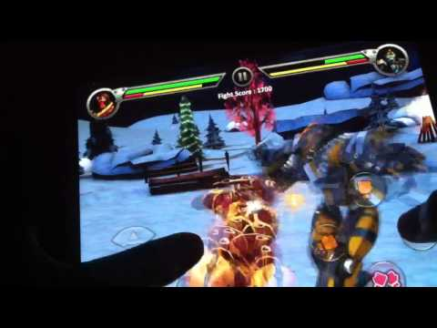 Real steel the sarge gameplay