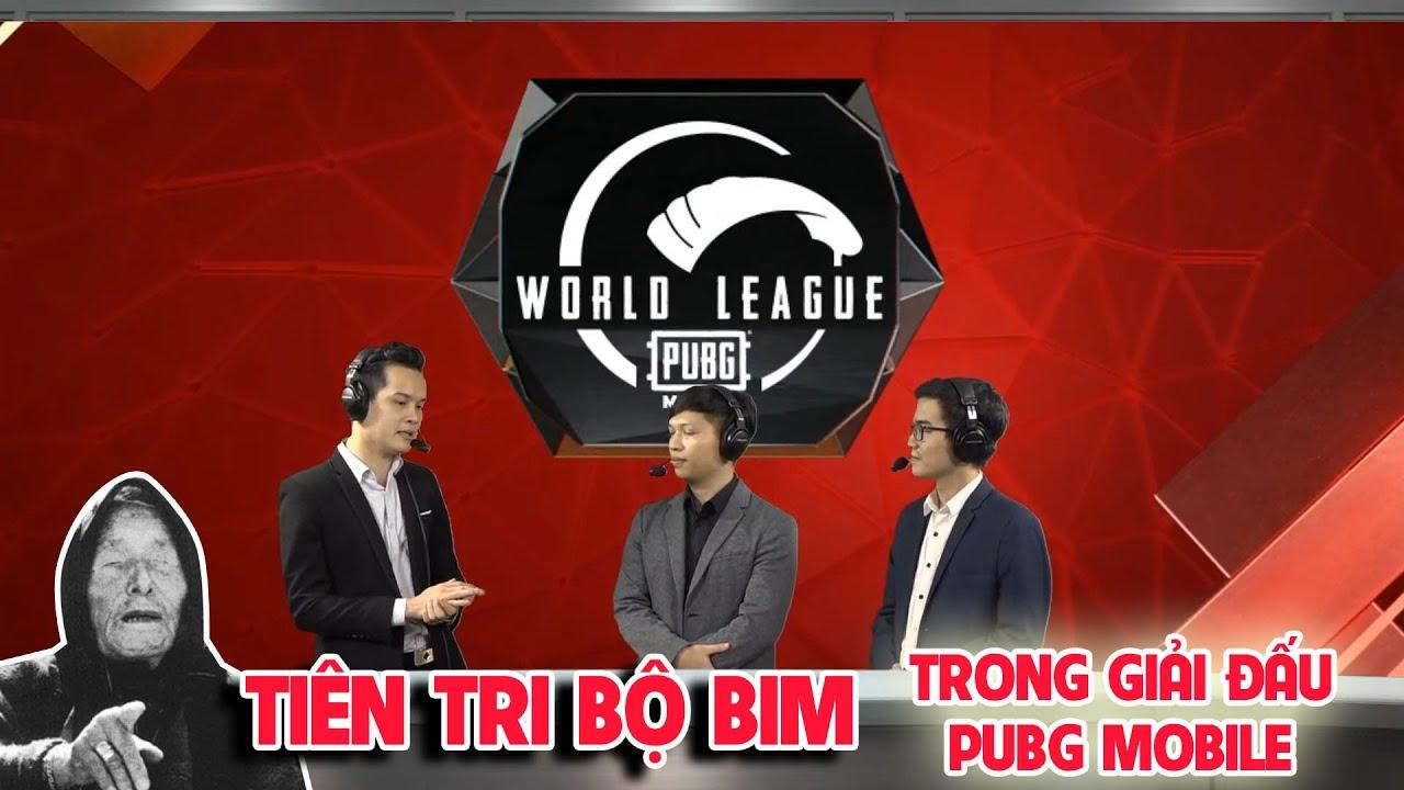 PUBG Mobile - Bộ Bim trong vai Nhà tiên tri tại giải đấu Chung Kết thế giới PUBG Mobile