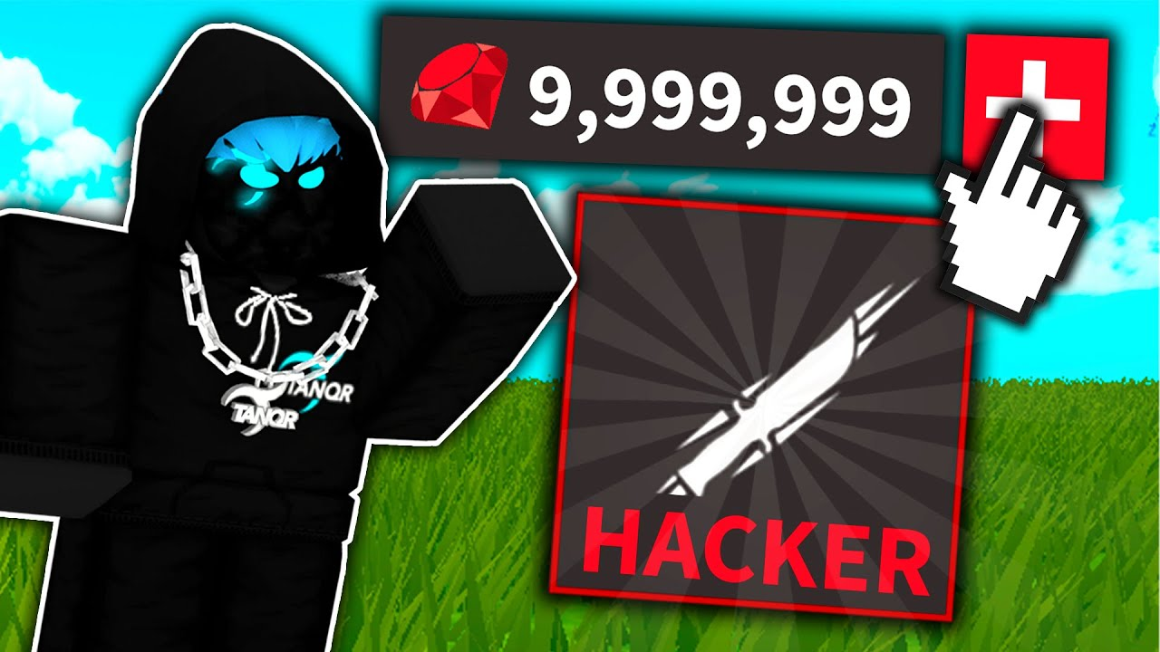 """Download I spent Robux to become a """"HACKER"""" in Roblox.."""