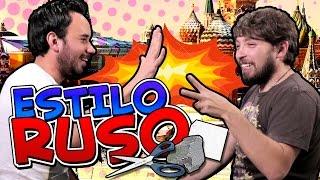 WEREVERWERO VS WEREVERTUMORRO - ESTILO RUSO