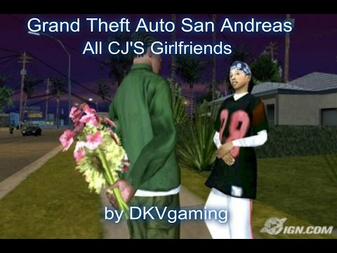 Gta san andreas dating girlfriends