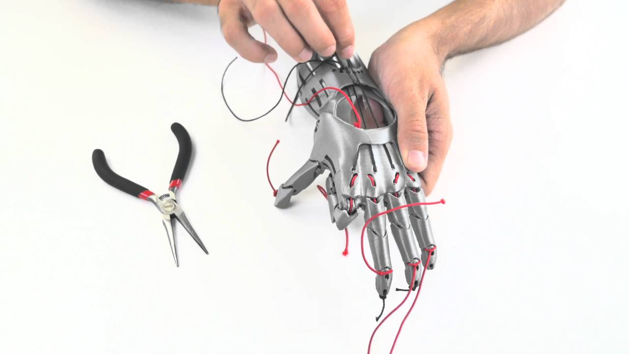 K-1 Hand Assembly Video - YouTube