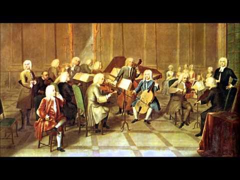 Bach Orchestral Suite No. 3 BWV 1068, Musica Antiqua Köln
