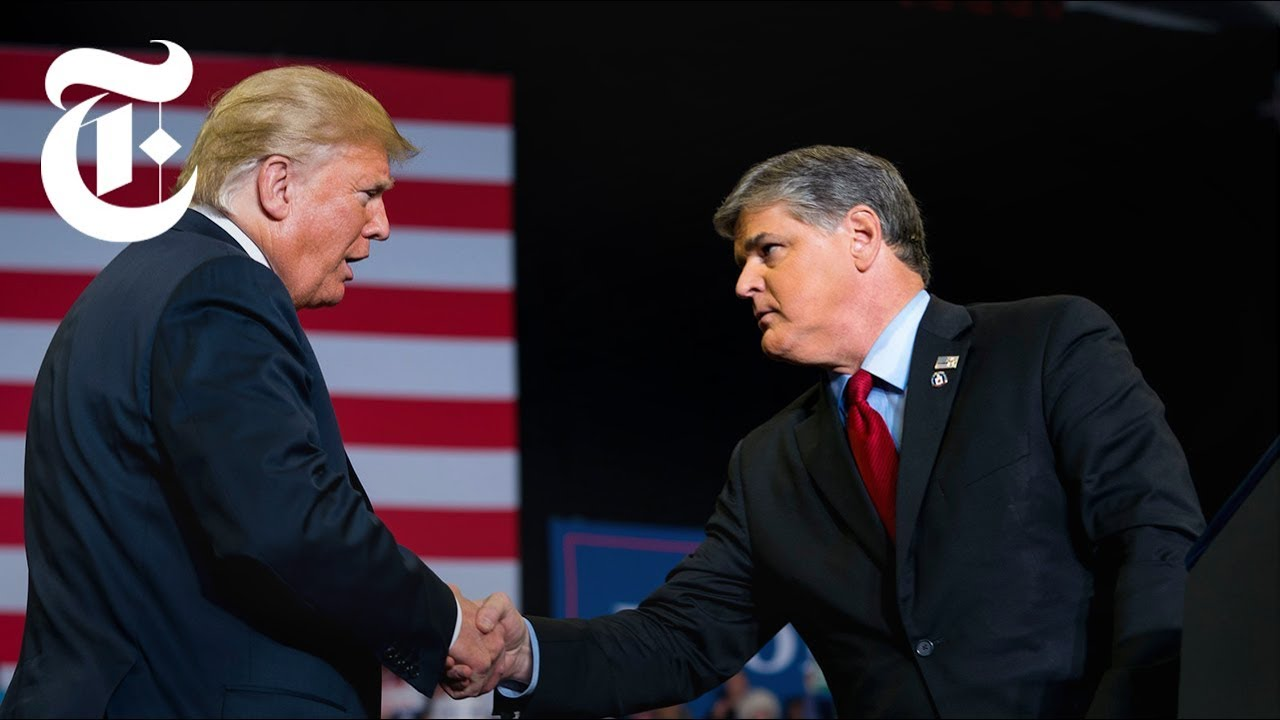 Trump's First Formal Post-Presidency Interview Boosts Sean Hannity ...
