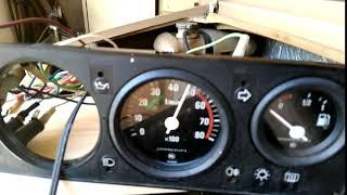 Zkouška otáčkoměru Škoda 120 číslo 2